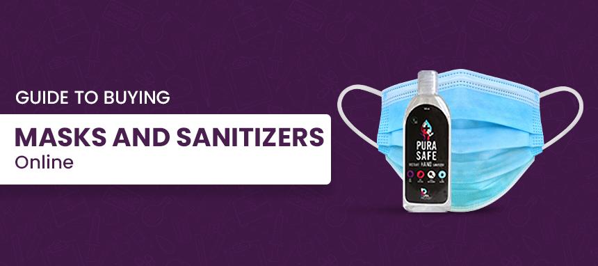 Mask and Sanitiser kit